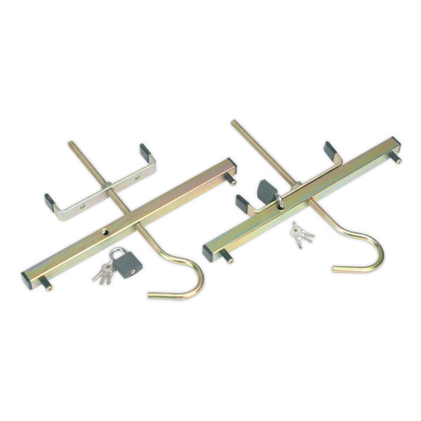 Sealey SLC2 Ladder Roof Rack Clamps