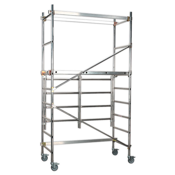 Sealey SSCL1 Platform Scaffold Stand