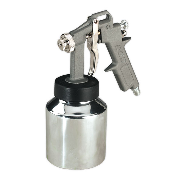 Sealey SSG701 Spray Gun Low Pressure 1.2mm Set-Up