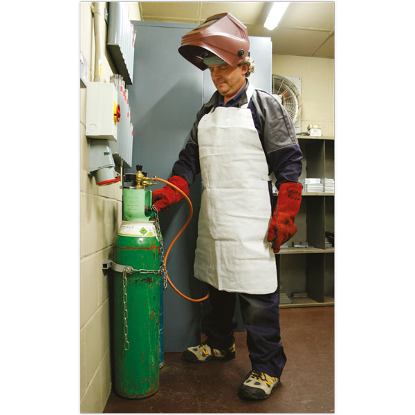 Sealey SSP/LWA Leather Welding Apron