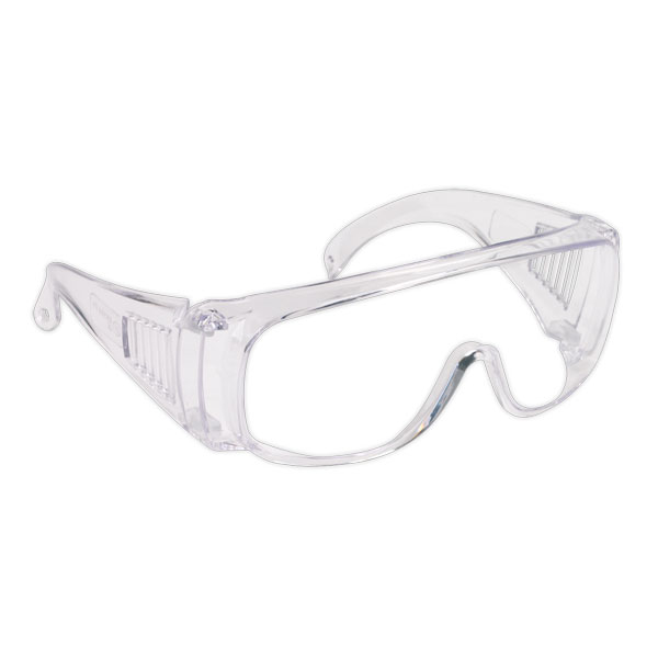 Sealey SSP29 Safety Spectacles BSEN166/F