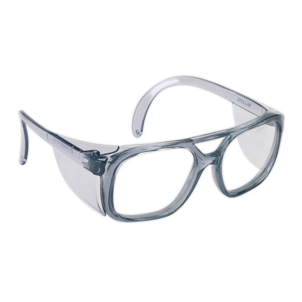 Sealey SSP3 Safety Spectacles BSEN166/F