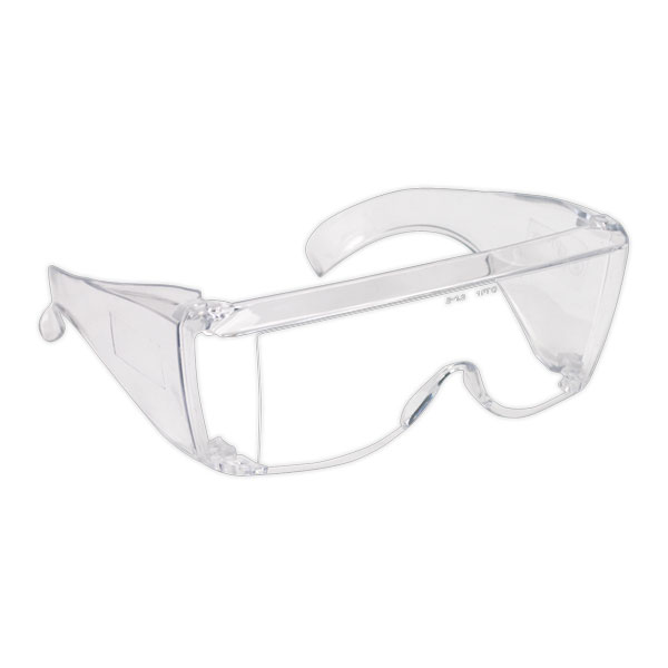 Sealey SSP301 Safety Over-Spectacles BSEN166/F