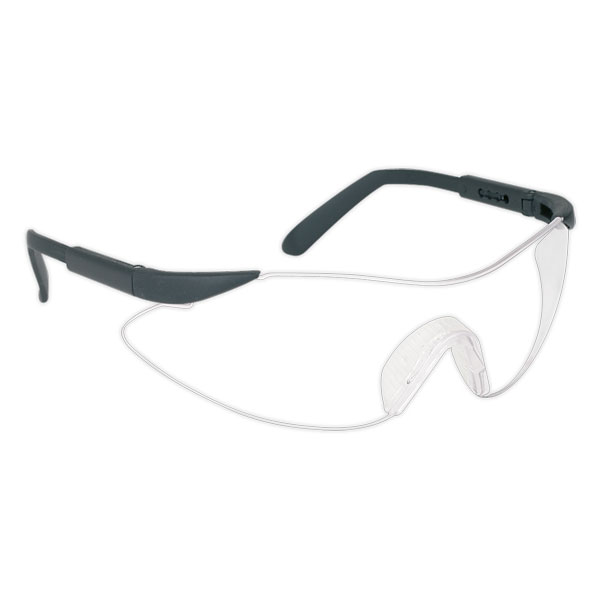 Sealey SSP44 Adjustable Arm Safety Spectacles