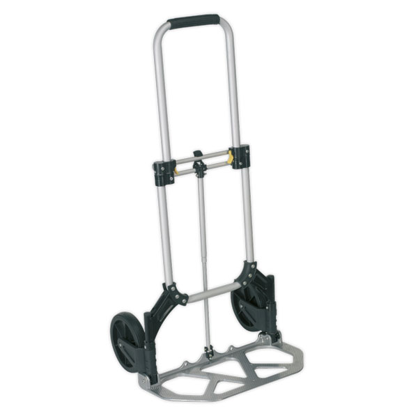 Sealey ST33 Folding Aluminium Sack Truck 80kg Capacity