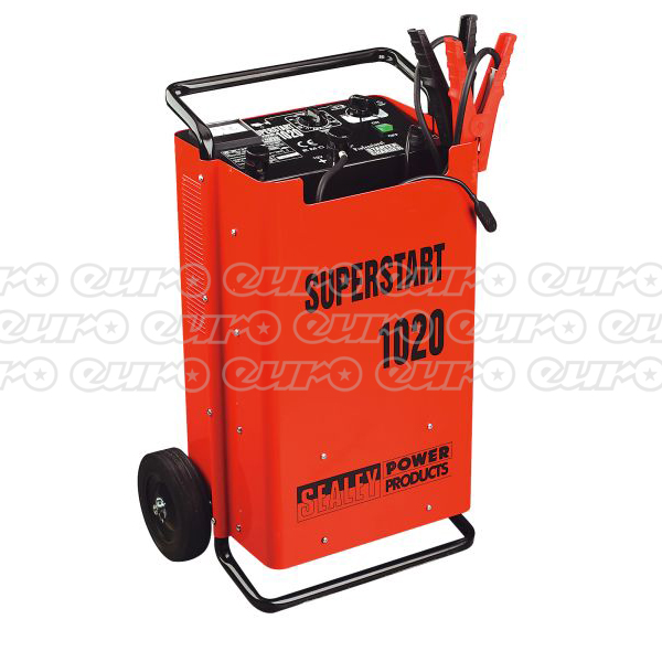 Sealey SUPERSTART1020 Starter/Charger 960/120Amp 12/24V 415V/3ph