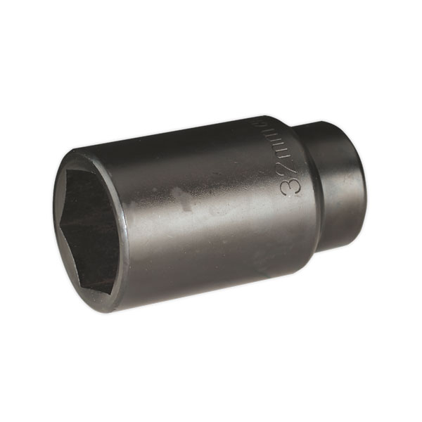 "Sealey SX004 Impact Socket 32mm Deep 1/2""Sq Drive"