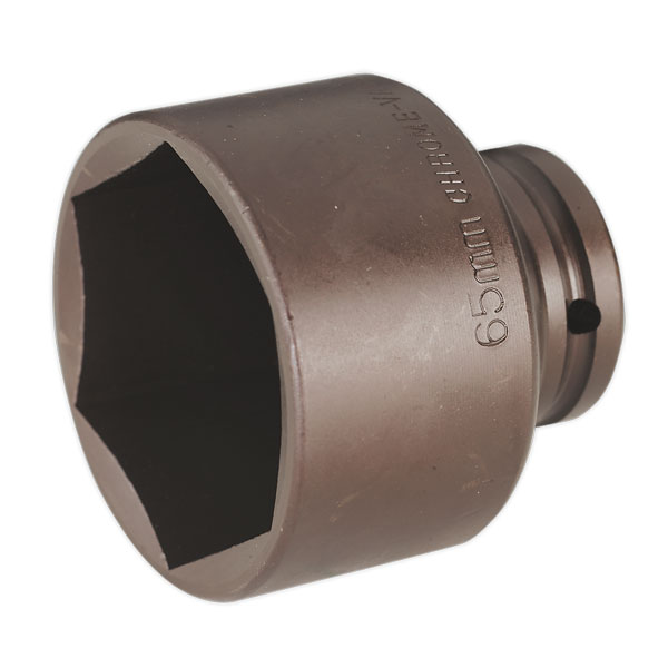 "Sealey SX015 Impact Socket 65mm Thin Wall 3/4""Sq Drive"