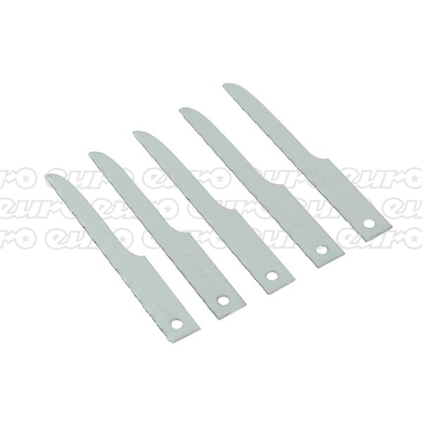Sealey SA34/B32 Air Saw Blade 32tpi Pack of 5