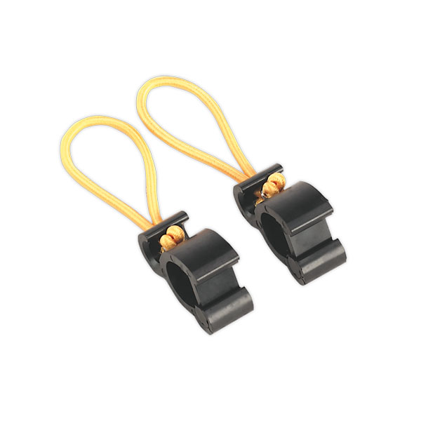 Sealey TARP/2 Tarpaulin Clips 2pc