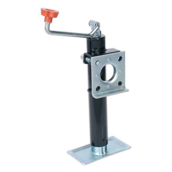 Sealey TB373 Trailer Jack & Clamp 250mm Travel - 900kg