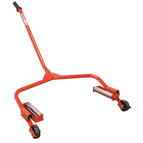 Sealey TH002 Tyre & Wheel Handling Dolly 127kg Capacity
