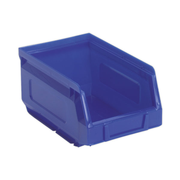 Sealey TPS2 Plastic Storage Bin 105 x 165 x 83mm Pack of 48