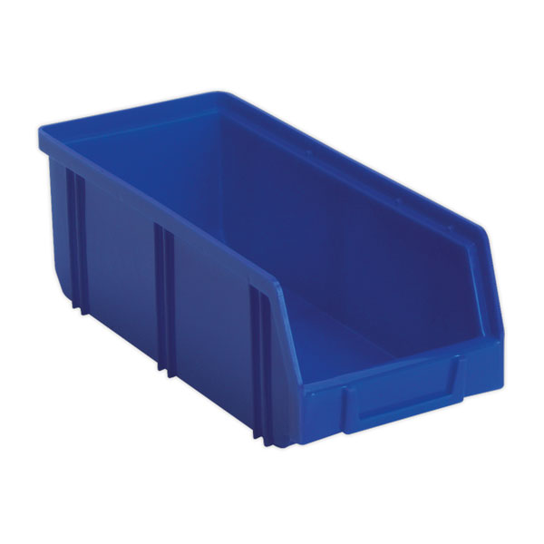 Sealey TPS2D Plastic Storage Bin Deep 103 x 240 x 83mm Pack of 28