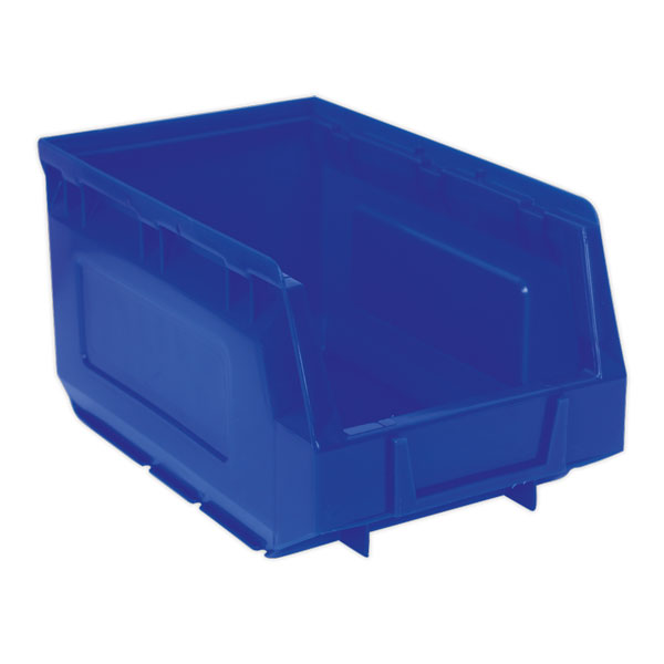 Sealey TPS3 Plastic Storage Bin 148 x 240 x 128mm Pack of 38