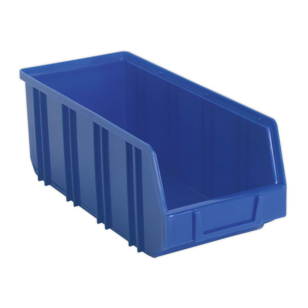 Sealey TPS3D Plastic Storage Bin Deep 145 x 335 x 125mm Pack of 16