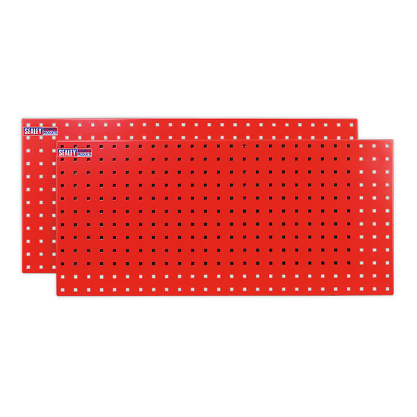 Sealey TTS1 PerfoTool Storage Panel 1000 x 500mm Pack of 2