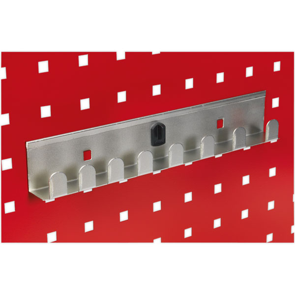 "Sealey TTS35 Socket Holder 190mm for 6 x 1/2""Sq Drive Sockets"
