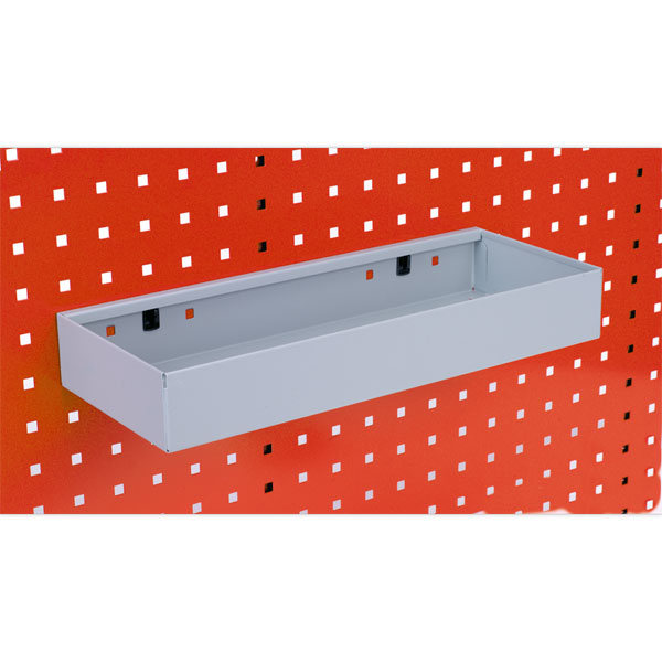 Sealey TTS41 Storage Tray for PerfoTool/Wall Panels 450 x 175 x 65mm