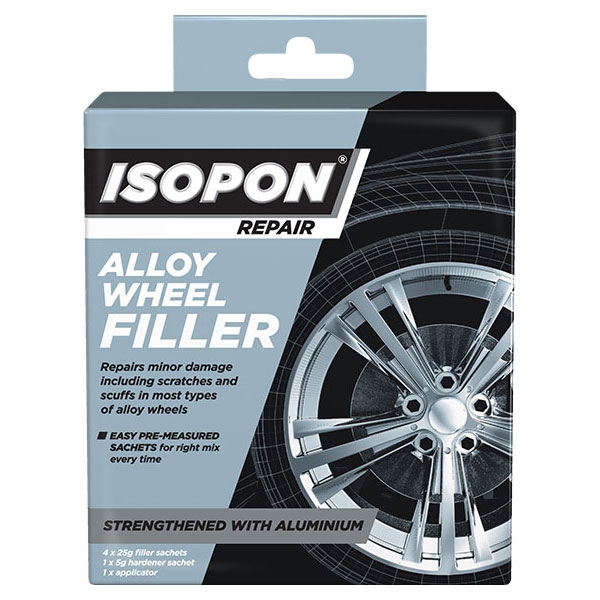 U-POL U-Pol Alloy Wheel Filler - 100ml