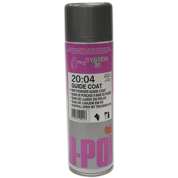 U-POL Dry Guide Coat Aerosol - 450Ml