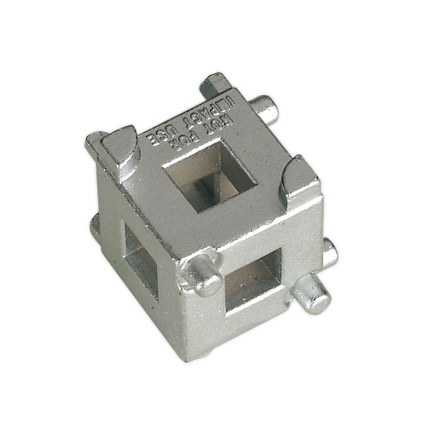 "Sealey VS039 Brake Piston Cube 3/8""Sq Drive"