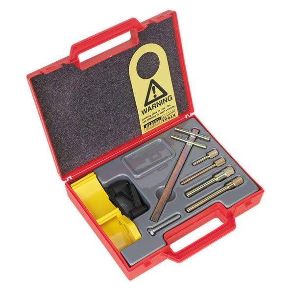 Sealey VS122 Diesel & Petrol Setting/Locking Kit 7pc - Renault