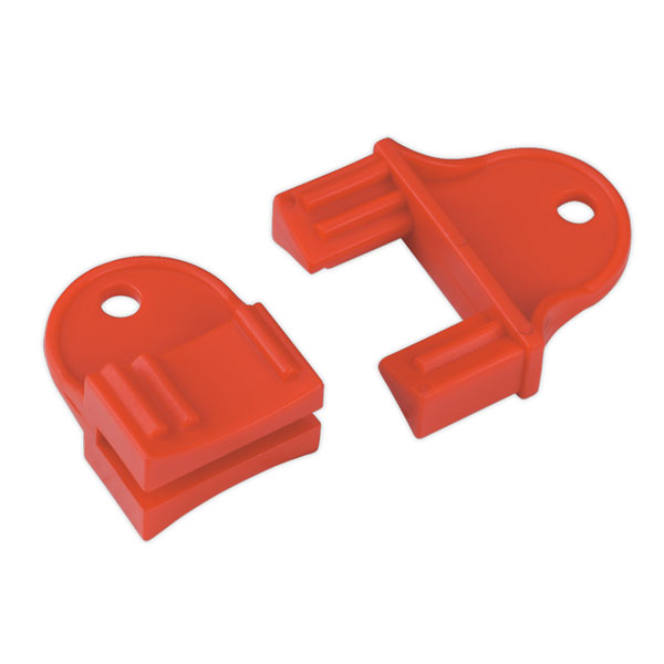 Sealey VS1700 Twin Cam Locking Set - GM EcoTec