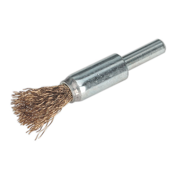 Sealey VS1802 Flat Top Decarbonising Brush 13mm