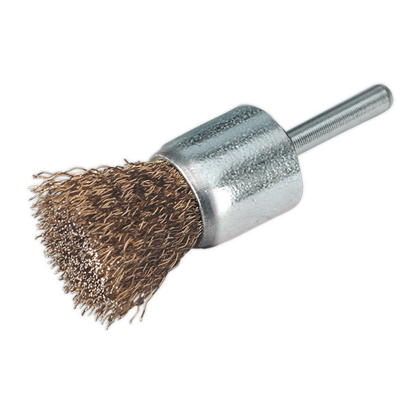 Sealey VS1803 Flat Top Decarbonising Brush 26mm