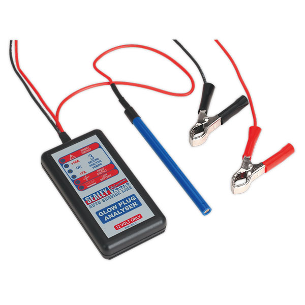 Sealey VS212 Glow Plug Analyser