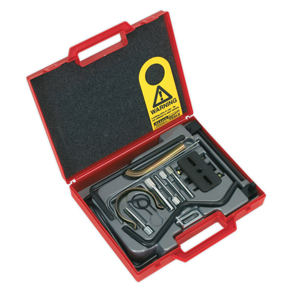 Sealey VS4820 Diesel Engine Setting/Locking Tool Kit - PSA Hdi
