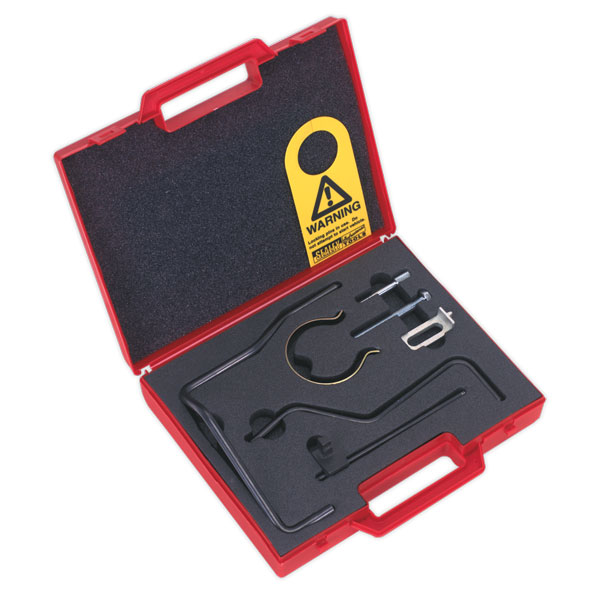 Sealey VS4822 Diesel Engine Setting/Locking Tool Kit - PSA DW8