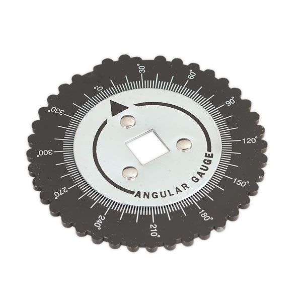 "Sealey VS531 Angular Torque Gauge 1/2""Sq Drive"