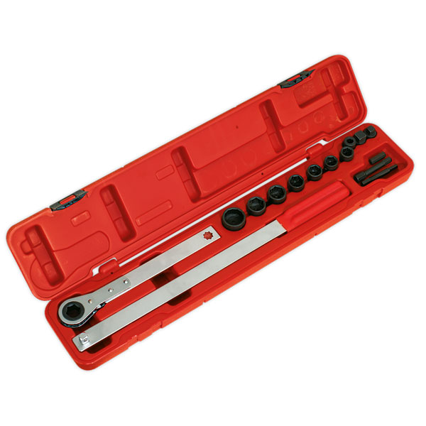 Sealey VS784 Ratchet Action Auxiliary Belt Tension Tool