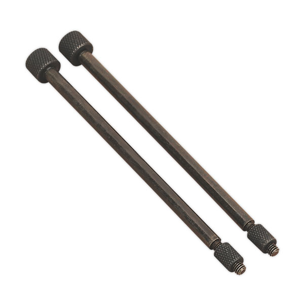 Sealey VS803/02 Door Hinge Removal Pins 5.0 x 110mm Pack of 2