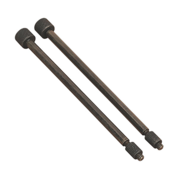 Sealey VS803/04 Door Hinge Removal Pins 5.5 x 110mm Pack of 2