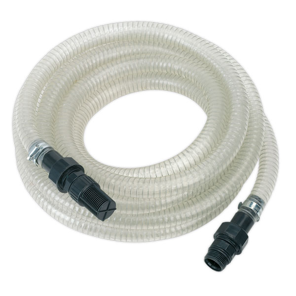 Sealey WPS060HS Solid Wall Suction Hose for WPS060 - 25mm x 4mtr