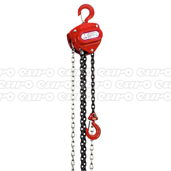 Sealey CB1000 Chain Block 1ton 2.5mtr
