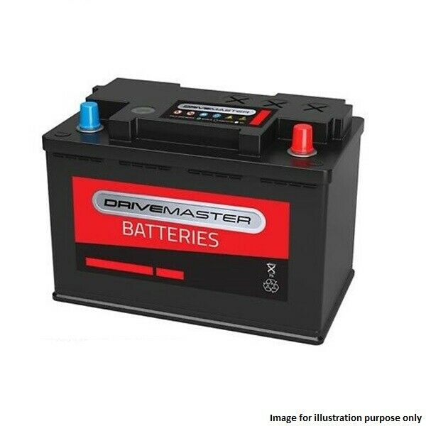 Drivemaster 155 Car Battery - 3 Year Guarantee