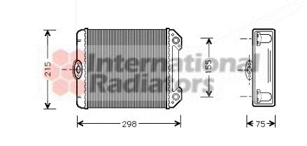 Vemo Heater Matrix