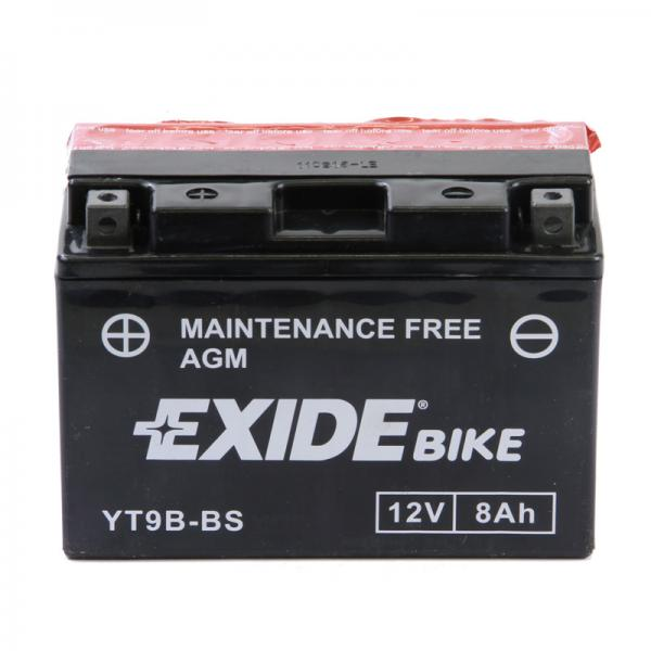 Lion Motor Cycle Battery (YT9B-4)